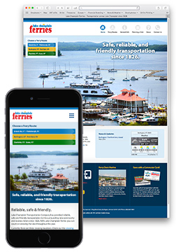 Ferries.com_fornews_webdesign