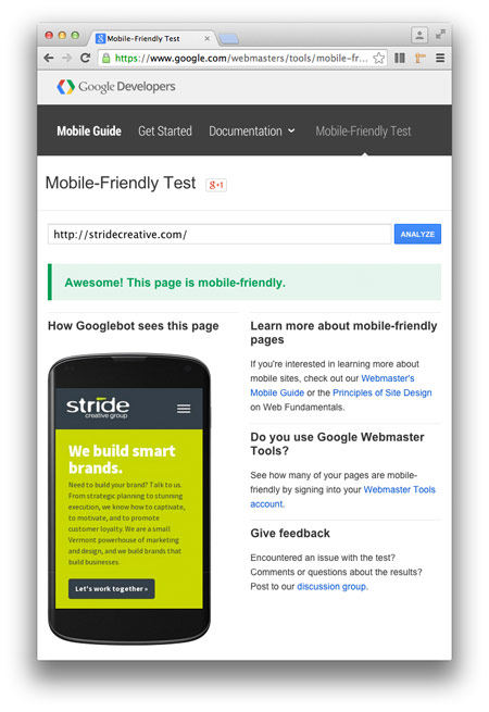mobile-friendly-tester