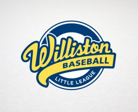 Williston little league logo