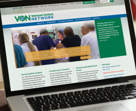 Vermont Oxford Network website