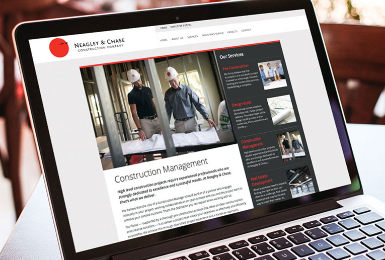 Neagley & Chase website