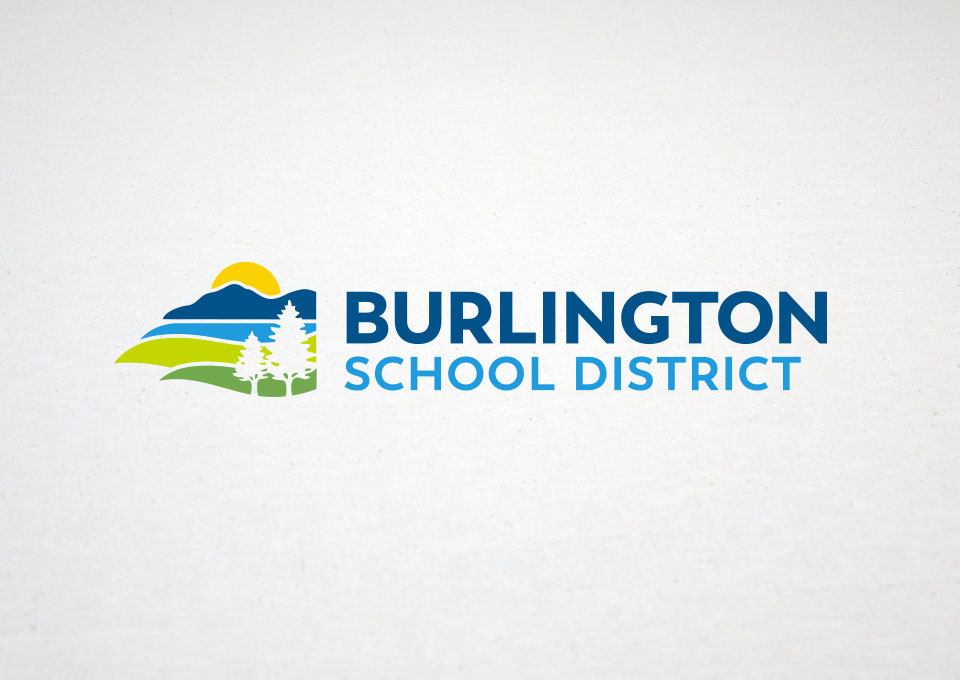 Burlington School District logo