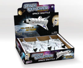 Space Explorer packaging