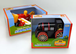 WowToyz Classic Wooden Toys