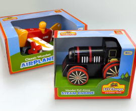 wt wooden toys packaging