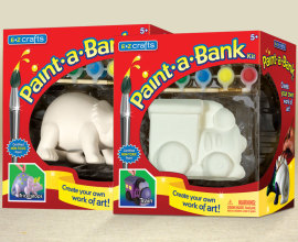 Paint-a-Bank Kits