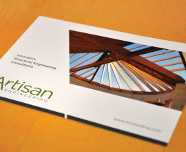 Artisan Engineering brochure